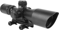 Save $ 20 order now Aim Sports 3-9X40 Dual Ill. Scope with Cut Sunshade/Mil-Dot,