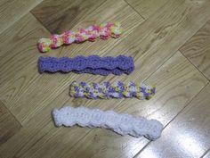 Ravelry: Easy Newborn Headband pattern by Sarah McPherson