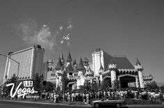 June 19, 1990, Excalibur opening #ThrowbackThursday