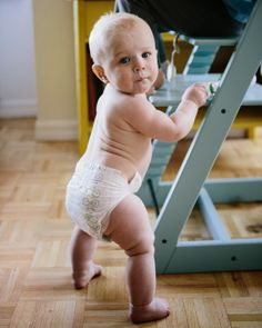 Honest Company diapers with bikes!