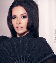 Arabic makeup, Nadine Nassib Njeim