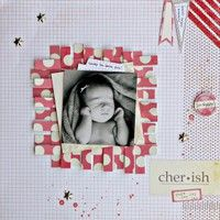 Cherish by HollyH. from our Scrapbooking Gallery originally submitted 04/04/13 at 09:59 PM