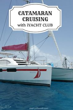 Chart a course for adventure sailing the Caribbean seas! We loved our family vacation onboard the Bella Vita, a catamaran charter with iYachtClub. Video and photo tour!