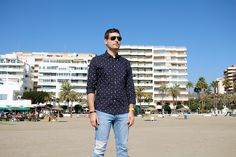 Andaluzia, ziua 2. Ne-am bronzat la Marbella, la 25 de grade