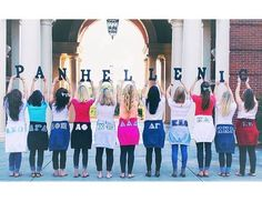 Breaking the stereotype: the truth behind being a sorority girl.