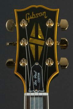 Gibson Les Paul Headstock