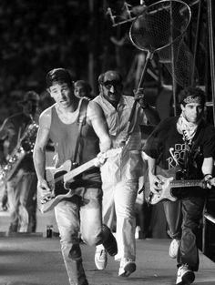 Bruce Springsteen In Focus 1980-2012