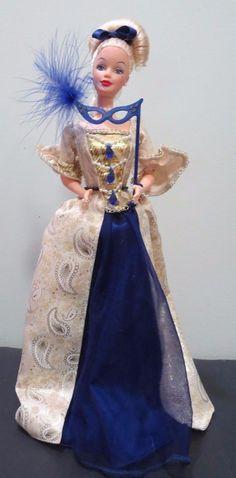 Secret of The Three Teardrops Barbie Doll   eBay
