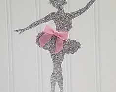 Check out our ballerina cake topper selection for the very best in unique or custom, handmade pieces from our shops. Ballet Cakes, Ballerina Cakes, Ballerina Baby Showers, Little Ballerina, Dollhouse Bookcase, Silver Glitter, Cake Toppers, Projects To Try, Handmade
