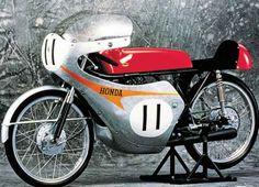 Honda RC114 - 1964