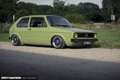 The Simple Life:A Well-Grounded GolfMk1 | VW
