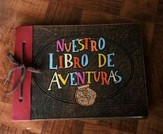 Album Cuero My Adventure Book Mi Libro De Aventuras Grabado Bday Gifts For Him, Bf Gifts, Boyfriend Anniversary Gifts, Diy Gifts For Boyfriend, Love Gifts, Diy Birthday, Birthday Gifts, Birthday Ideas, Ideas Aniversario