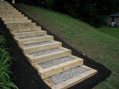 Building Timber Landscape Steps | Timber_Steps.31133415_large.JPG