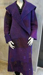 Mieko Mintz - Solid Cotton Kantha Jacket Archive
