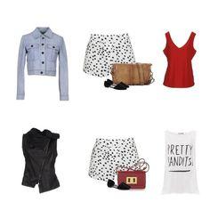 short <3 Pretty, Polyvore, Image, Style, Fashion, Moda, La Mode, Fasion, Fashion Models