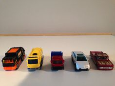 Miscellaneous cars - Hot Wheels and Matchbox.