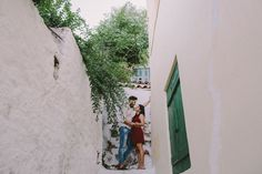 """Without Borders"" Petros & Stavroula 