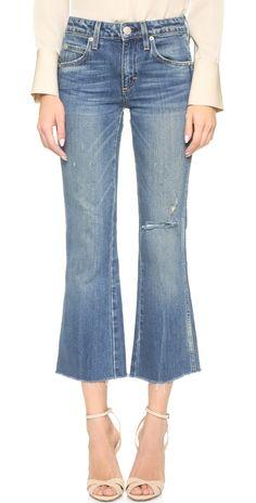 AMO Kick Crop Jeans | SHOPBOP