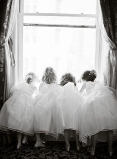 little flowergirls