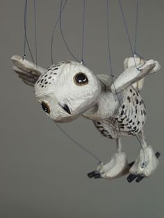 Sota Sakuma marionettes #puppets http://www.artdollstoday.com/what-about-marionettes/