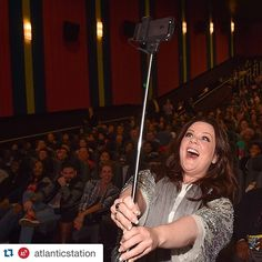 Hey Melissa McCarthy, remember when you took a #selfie with us?! #TBT