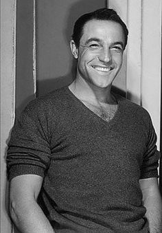 Gene Kelly - I couldn't resist...he has such a great smile!