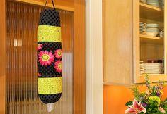 Plastic Bag Keeper/Dispenser