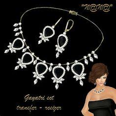 *N@N@* Secondlife Jewelry