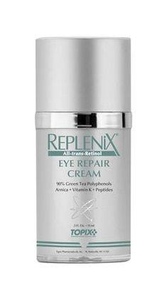 all trans retinol eye cream for dark circles, fine lines