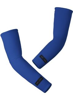H2H SPORT Unisex Compression Fit Cooling Arm Sleeves UV Protection BLUE (KMMM01) - http://ridingjerseys.com/h2h-sport-unisex-compression-fit-cooling-arm-sleeves-uv-protection-blue-kmmm01/