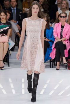 Christian Dior - Spring 2015 Ready-to-Wear