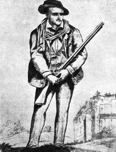 STEFANO PELLONI, IL PASSATORE  (1824-1851)