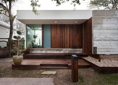 Steal This Look: A Silvery Blue Palette in Austin, TX: Gardenista