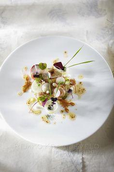 Recipe from Chef Wouter van Laarhoven
