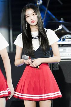 Oh My Girl Yooa, Arin Oh My Girl, My Baby Girl, Kpop Girl Groups, Korean Girl Groups, Kpop Girls, Stage Outfits, Fashion Outfits, Girl Next Door