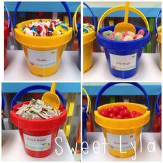 Beach Theme Birthday Party Ideas | Photo 1 of 10 | Catch My Party