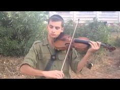 IDF soldier worshiping. So beautiful