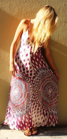 Damascus Jewel Dress <3