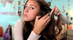 Teen Wolf: Allison Argent Style Steal; Hair, Makeup, and Outfit