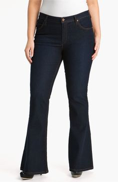 James Jeans High Rise Flare Leg Jeans