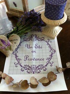 PIATINE un ete en Provence