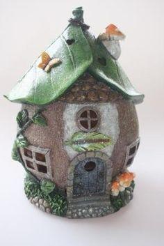 Fairy Dust Merchant Store Solar House