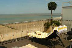 een mooie zomerdag op het terras