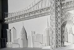 Paper Sculpture by Christina Lihan