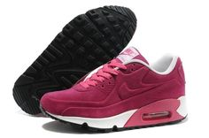 2014 New Released Air Max 90 VT Womens Shoes Fur Rose