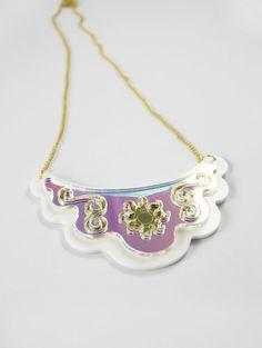 Princess Celestia Necklace  My Little Pony by edenki on Etsy, $28.00