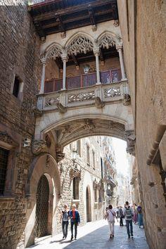 Barrio Gótico (Barcelona): el barrio más antiguo