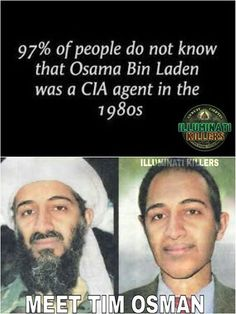 Who is Tim Osman and his Connection to Osama Bin Laden