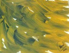 """""""Sem nome"""" acrílica sobre papel 0,32 x 0,28 2010 M. Sigrini Miranda"""