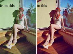 photoshop processing tips & tutorials.